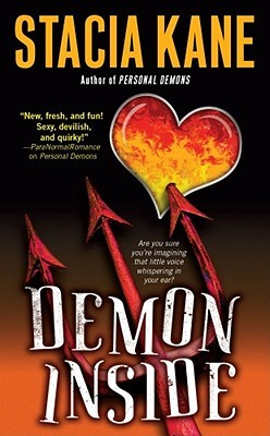 Demon Inside (2009) by Stacia Kane