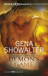 Demon's game (2011) by Gena Showalter