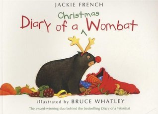 Diary of a Christmas Wombat (2012) by Jackie French