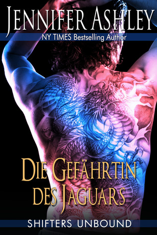 Die Gefahrtin Des Jaguars (2014) by Jennifer Ashley