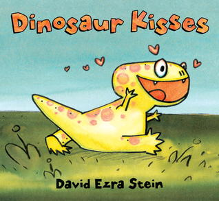 Dinosaur Kisses (2013) by David Ezra Stein