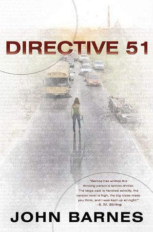 Directive 51 (2010) by John Barnes