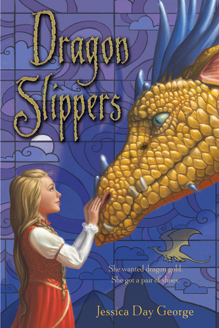 Dragon Slippers Box Set (2014) by Jessica Day George