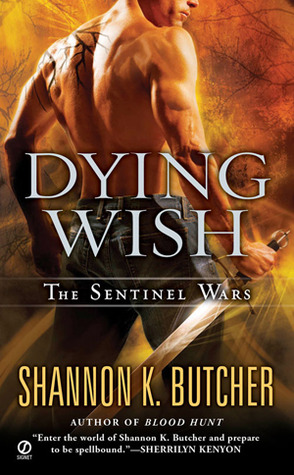 Dying Wish (2012) by Shannon K. Butcher