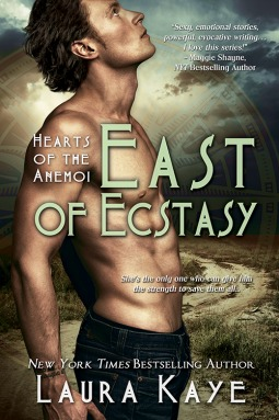 East of Ecstasy (2014) by Laura Kaye
