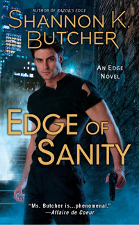 Edge of Sanity (2012) by Shannon K. Butcher
