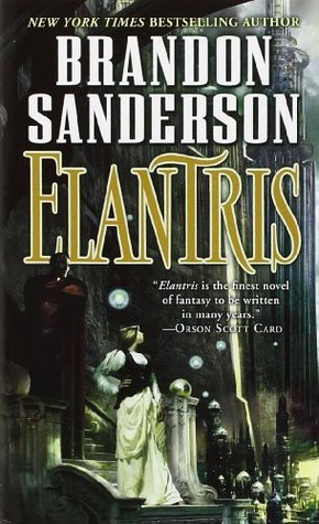 Elantris (2006) by Brandon Sanderson