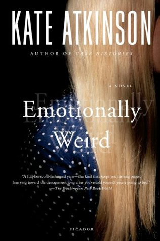 Emotionally Weird (2001) by Kate Atkinson