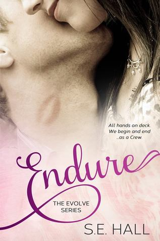 Endure (2015) by S.E. Hall