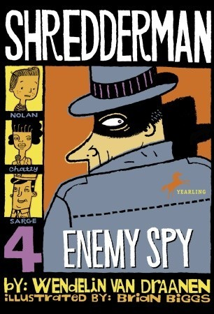 Enemy Spy (2006) by Wendelin Van Draanen