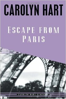 Escape from Paris (1981) by Carolyn Hart