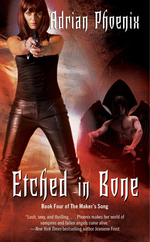 Etched in Bone (2011) by Adrian Phoenix
