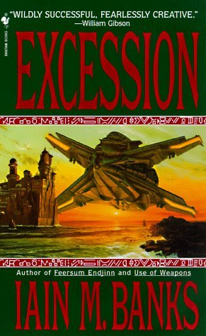 Excession (1998) by Iain M. Banks
