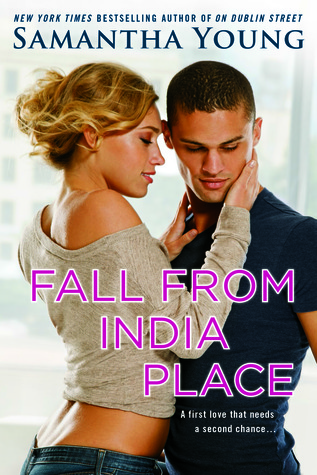 Fall from India Place (2014) by Samantha Young