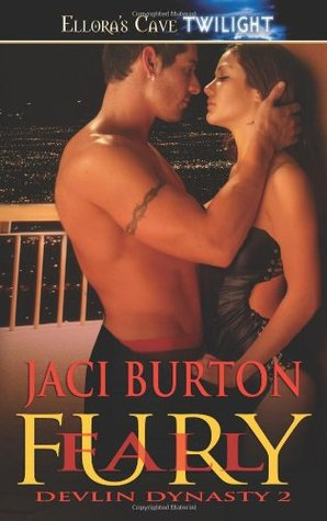 Fall Fury (2004) by Jaci Burton