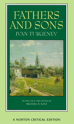 Fathers and Sons (Norton Critical Edition) (1995) by Ivan Turgenev