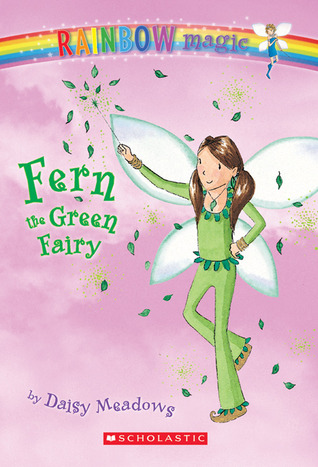 Fern The Green Fairy (2005) by Daisy Meadows