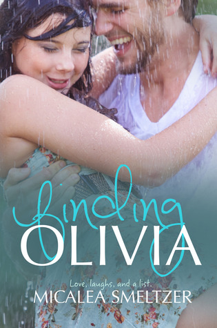 Finding Olivia (2000) by Micalea Smeltzer
