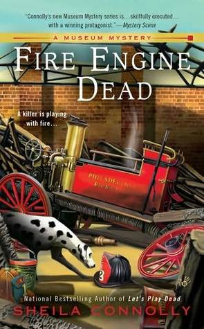 Fire Engine Dead (2012) by Sheila Connolly