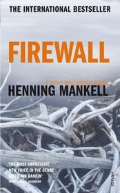 Firewall (2015) by Henning Mankell