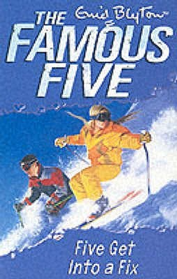 Five Get into a Fix (2015) by Enid Blyton