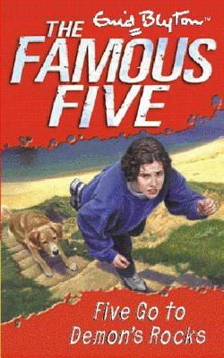 Five Go to Demon's Rocks (2001) by Enid Blyton