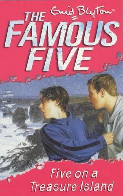 Five on a Treasure Island (2001) by Enid Blyton