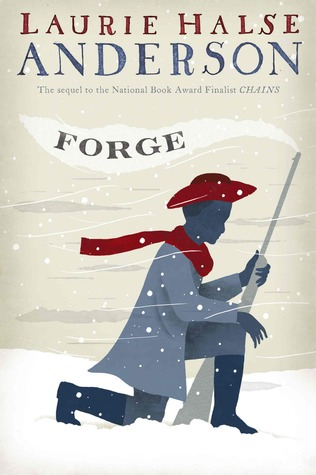 Forge (2011) by Laurie Halse Anderson