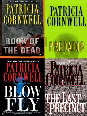 Four Scarpetta Novels: The Last Precinct / Blow Fly / Predator / The Book of the Dead (2009) by Patricia Cornwell