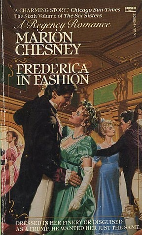 Frederica in Fashion (1986) by Marion Chesney