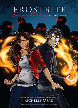 Frostbite: The Graphic Novel (2012) by Richelle Mead