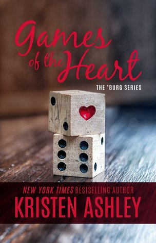 Games of the Heart (2012) by Kristen Ashley