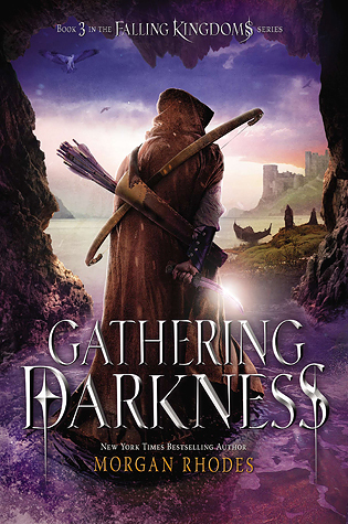 Gathering Darkness (2014) by Morgan Rhodes