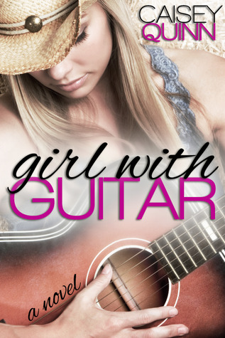 Girl with Guitar (2013) by Caisey Quinn