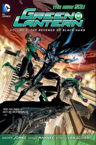 Green Lantern, Vol. 2: The Revenge of Black Hand (2012) by Geoff Johns