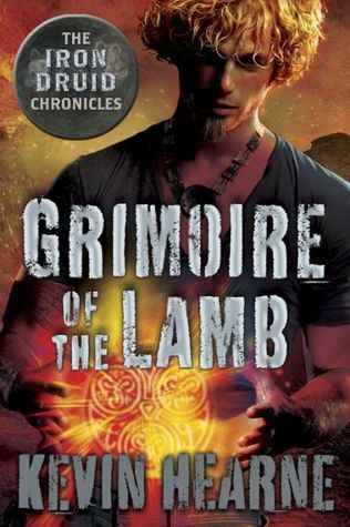 Grimoire of the Lamb (2013) by Kevin Hearne
