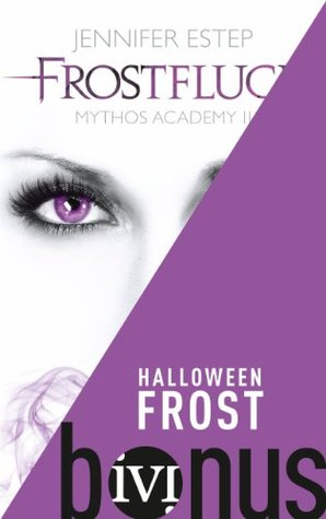 Halloween Frost (2013) by Jennifer Estep