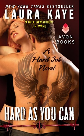 Hard as You Can (2014) by Laura Kaye