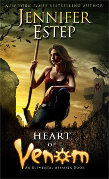 Heart of Venom (2013) by Jennifer Estep