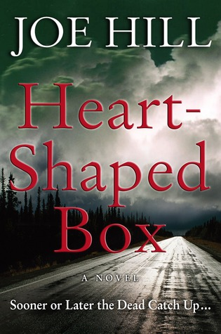 Heart-Shaped Box (2007) by Joe Hill