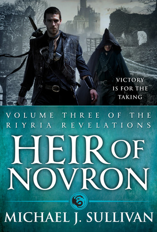 Heir of Novron (2012)