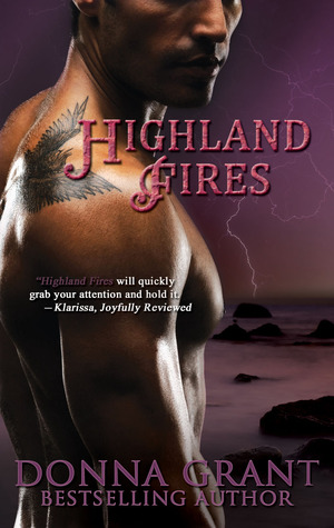 Highland Fires (2011) by Donna Grant