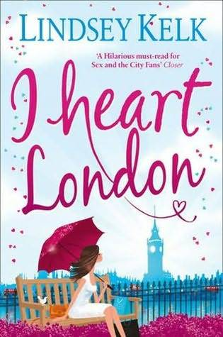 I Heart London (2012) by Lindsey Kelk