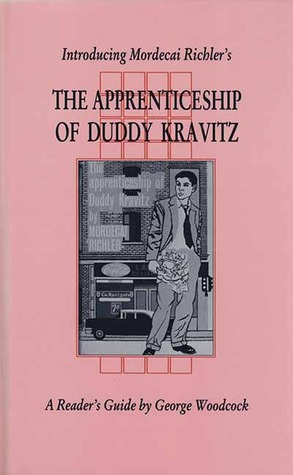 a review of mordecai richlers the apprenticeship of duddy kravitz First published in 1959, the apprenticeship of duddy kravitz apprenticeship of duddy kravitz, by mordecai review, too mordecai richler and his.