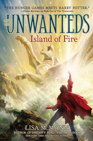 Island of Fire (2013) by Lisa McMann