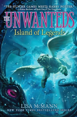 Island of Legends (2014) by Lisa McMann
