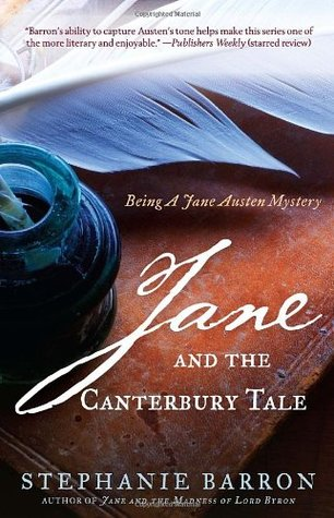 Jane and the Canterbury Tale (2011) by Stephanie Barron