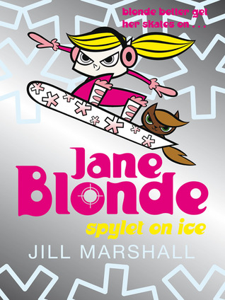 Jane Blonde: Spylet on Ice