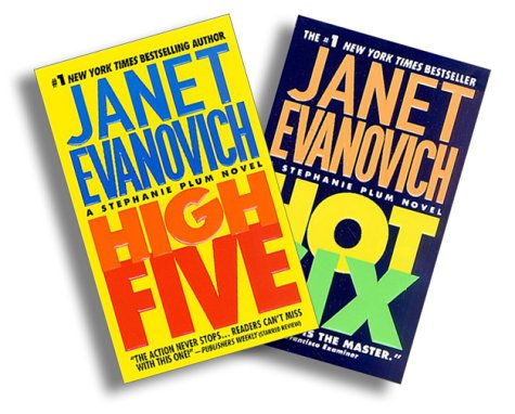Janet Evanovich: High Five, Hot Six