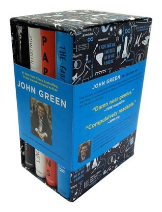 John Green Limited Edition Boxed Set (autographed)